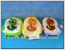 2012 cheap plush animal snake bag