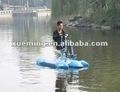 Deportes acuáticos juegos/bote a pedales para una persona