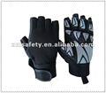 buen agarre en bicicleta de montaña guantes con la impresión de silicio palmjrfl07