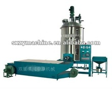 PSF Intermittent semi-automatic lost foam process prepared foaming machine for foundry equipment