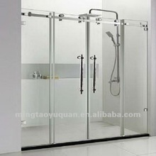 Stainless steel frame Shower Cubicle FB-602