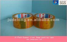 good quality yellowish bopp tape