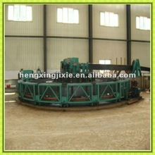 High Quality Horizontal Spiral Accumulator