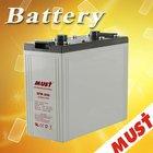Longe Service Life 2V800AH machine battery vrla prostar battery
