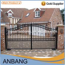 sliding iron main gate design
