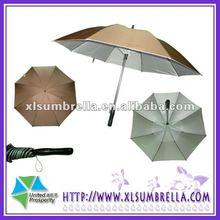 Large golf umbrella/fan umbrella for sun