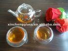 Classic hot sale pyrex glass tea maker