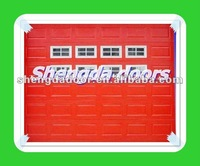 insulated factory doors