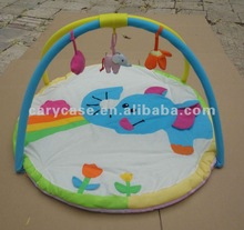 Hot Sales toys baby gym ,round baby play gym and mats