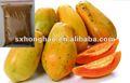 saf doğal Papaya özü cilt