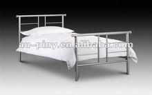 factory metal bed risers