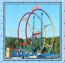 China 2012 Hot New Popular Flying Chair Amusement Park Rides Ferris Ring Wheel