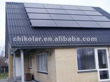 PV solar panel system