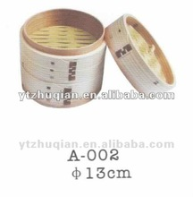 natural bamboo steamers for cooking