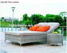 rattan patio furniture chaise lounge