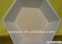 AD dried garlic powder with A grade