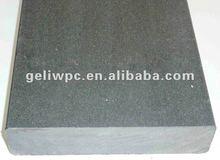 Eco anti-warping outdoor composite decking and wpc floor plank