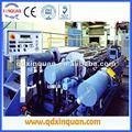 De una sola capa y multi- capa reparto de la película de estiramiento de la máquina de fabricación