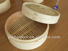 bamboo steamers for cooking utensils