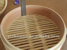 100% mao bamboo steamer for cooking dinnerware