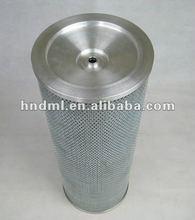 Parker hydraulic oil folded filter insert 937774Q , Lubrication station oil filter insert