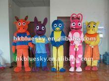 NO.2946 Popular backyardigans mascots costumes