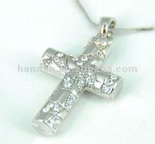 Christian Catholic Cross Necklace