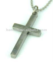 Antique Casting Cross Pendant Necklace