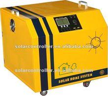 200AH*2pcs 220V battery solar power system for home use