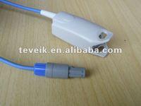 MS3-109069 Edan Adult Finger Clip Spo2 Sensor, redel 6pin, 10ft
