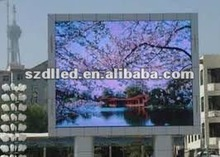 PH 16 outdoor full color/street/square led display screen