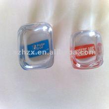 crystal refreezable bar ice cube grain