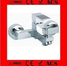 brass wall mounted tap shower mixer