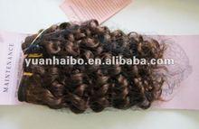 2012 hot sale 100% human hair,peruvian hair weft
