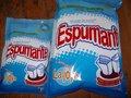 bule de gránulos de detergente de lavandería en polvo con la enzima