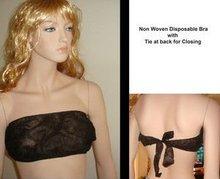 Non woven female's brassiere, non woven traveling bra, non-woven traveling bra