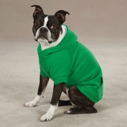 Thick Fleece Lined Dog Hoodie