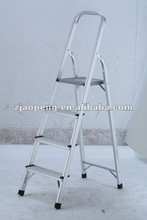 4 step with big top platfrom ladder