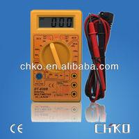DT830B Yellow digital multimeter