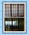 Inteligente smart auto - adheisve de papel de aluminio para la oficina de vidrio de la ventana& puerta