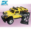 1:6 nuevo y venta caliente! producto r / c Radio control remoto Hummer 8888A RC r / c coche de juguete RTR Karts juguetes