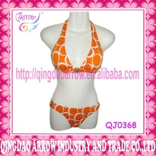 New design ladies breathable sexy Bikini swimwear