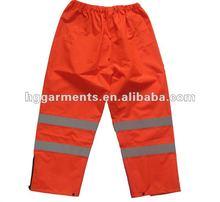 Hi Vis FR Anti-static Trousers