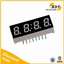 Free Sample 0.28 inch Newshine 4 digit 7 segment led dip display