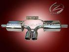 car muffler exhaust for PORSCHE 986 BOXSTER T304