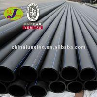 water supply hdpe pipe/polyethylene pipe pe 100