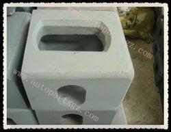 intermodal container corner protector