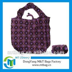 2012 MOST POPULAR COTTON FOLD BAG TOTE BAG
