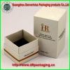 Custom paper package perfume bottle packaging