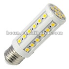 E27-35SMDS-5050 E26 5.2W 5050 smd led specifications cree car led light bulbs with CE certificate